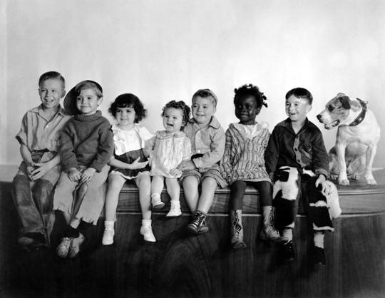 20 noviembre: Día universal de los derechos de los niños.